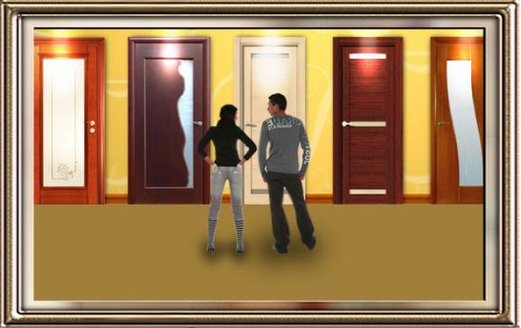 Как выбрать межкомнатную дверь.
