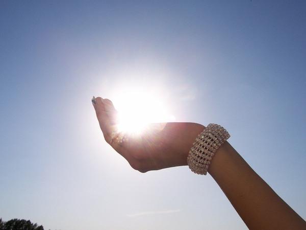 Энергия солнца на благо спорту.